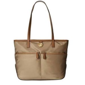Michael Kors Kempton Nylon Pocket Tote